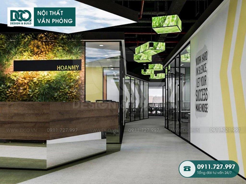 Bản vẽ mẫu nội thất văn phòng 250 chỗ Việt Đức Complex