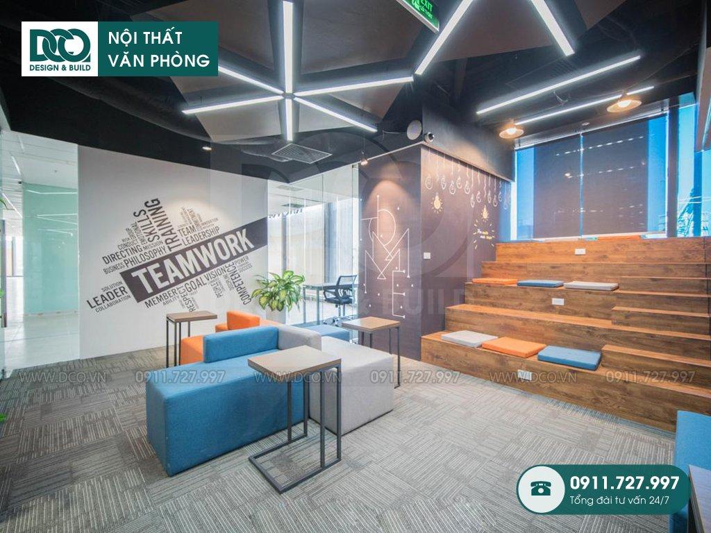 Hồ sơ mẫu nội thất văn phòng 280 chỗ CENXSPACE Mỹ Đình