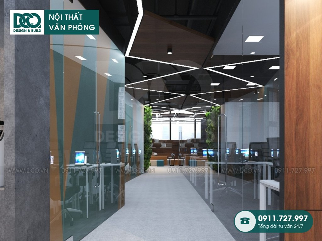 Bản vẽ mẫu nội thất văn phòng CENXSPACE 2 Mỹ Đình