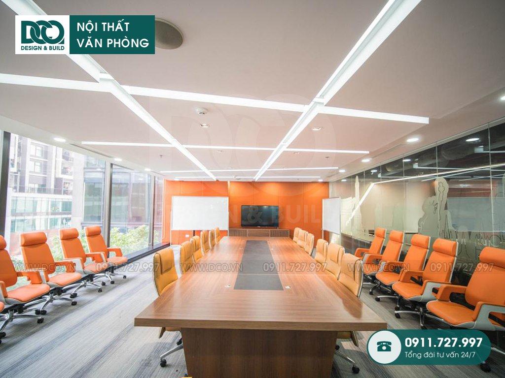 Hồ sơ dự án thiết kế nội thất văn phòng CENXSPACE Mỹ Đình