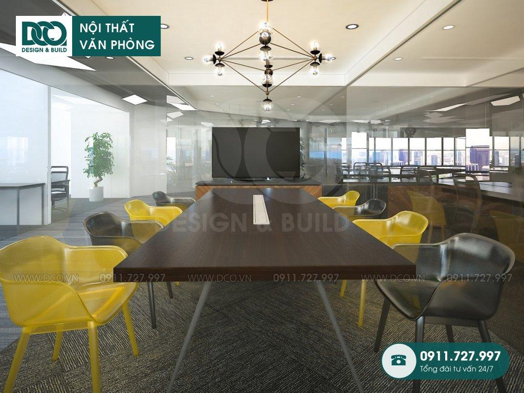 Hồ sơ dự án thiết kế nội thất văn phòng tòa nhà 89 Láng Hạ