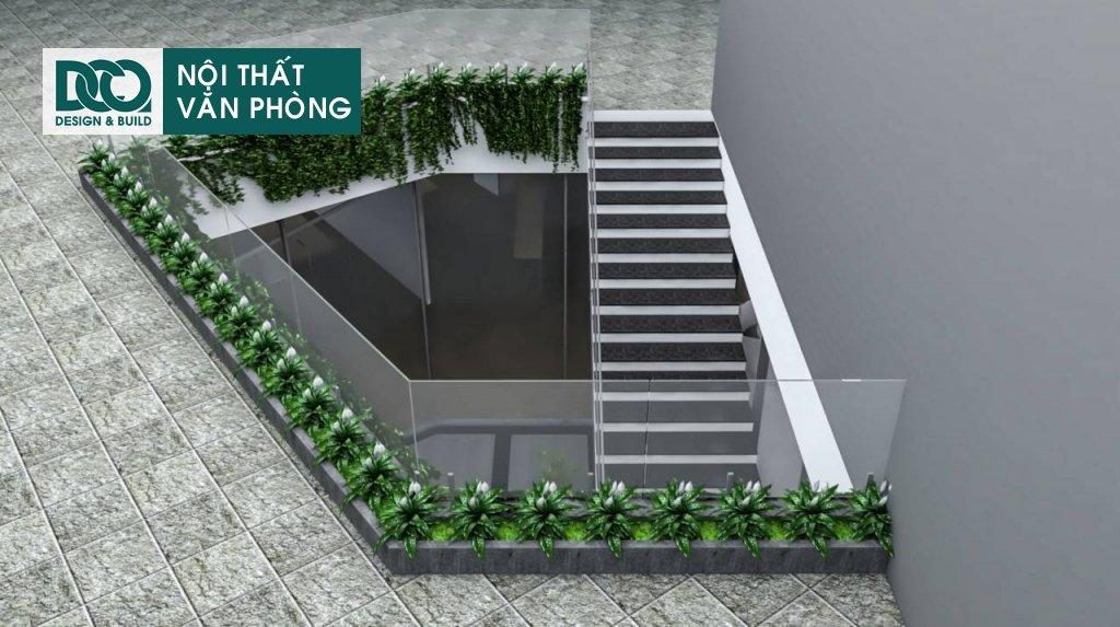 Bản vẽ mẫu nội thất văn phòng tòa nhà Dolphin Plaza Mỹ Đình