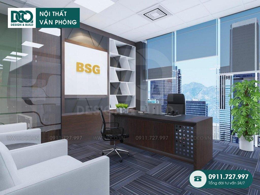 Bản vẽ mẫu nội thất văn phòng tòa nhà Royal City