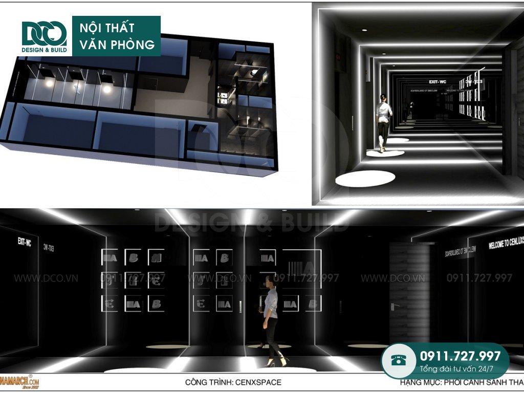 Hồ sơ bản vẽ mẫu sảnh và WC 150m2