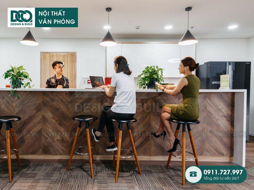 Hồ sơ mẫu nội thất UP VP Bank 89 Láng Hạ