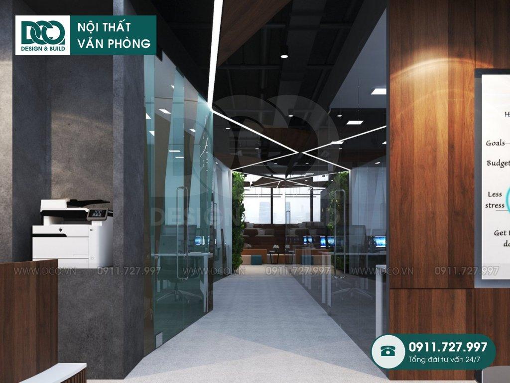 Mẫu văn phòng làm việc chung CENXSPACE 2 Mỹ Đình