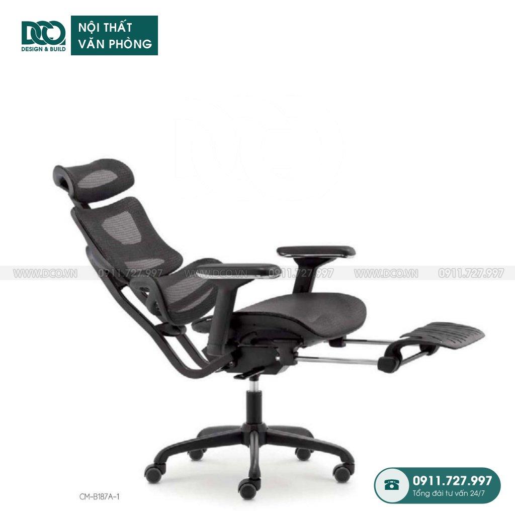 Báo giá ghế văn phòngB187