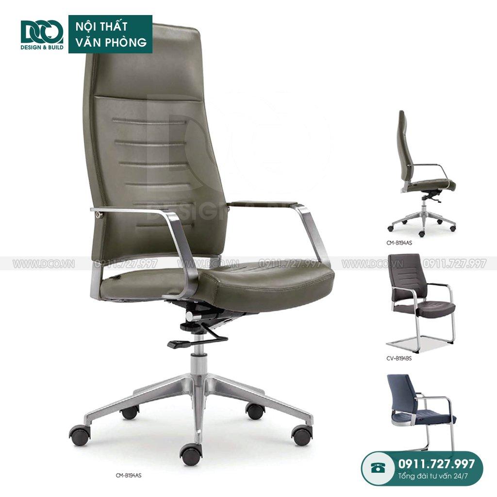 Bảng báo giá ghế văn phòng B194