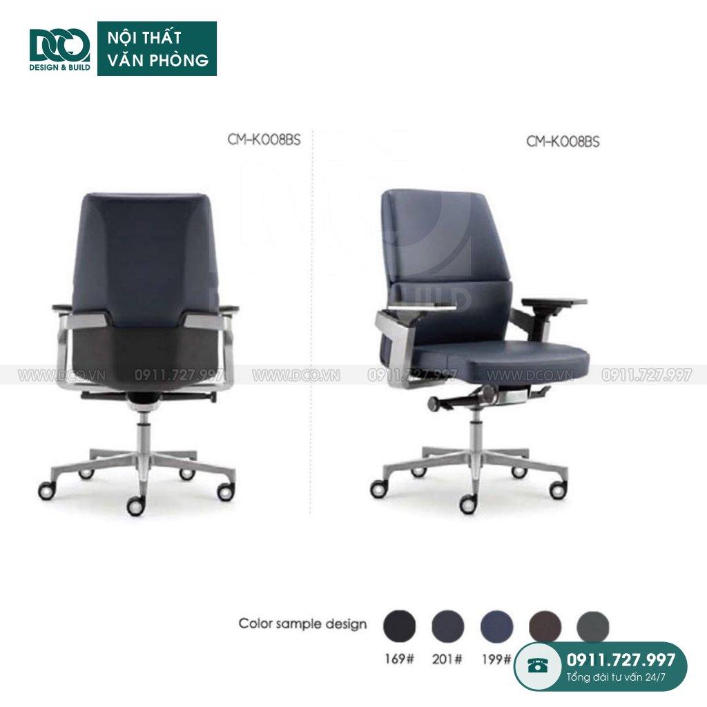 Bảng báo giá ghế văn phòng K008