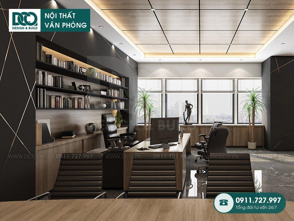 Sản xuất đồ gỗ nội thất văn phòng tại Nam Từ Liêm