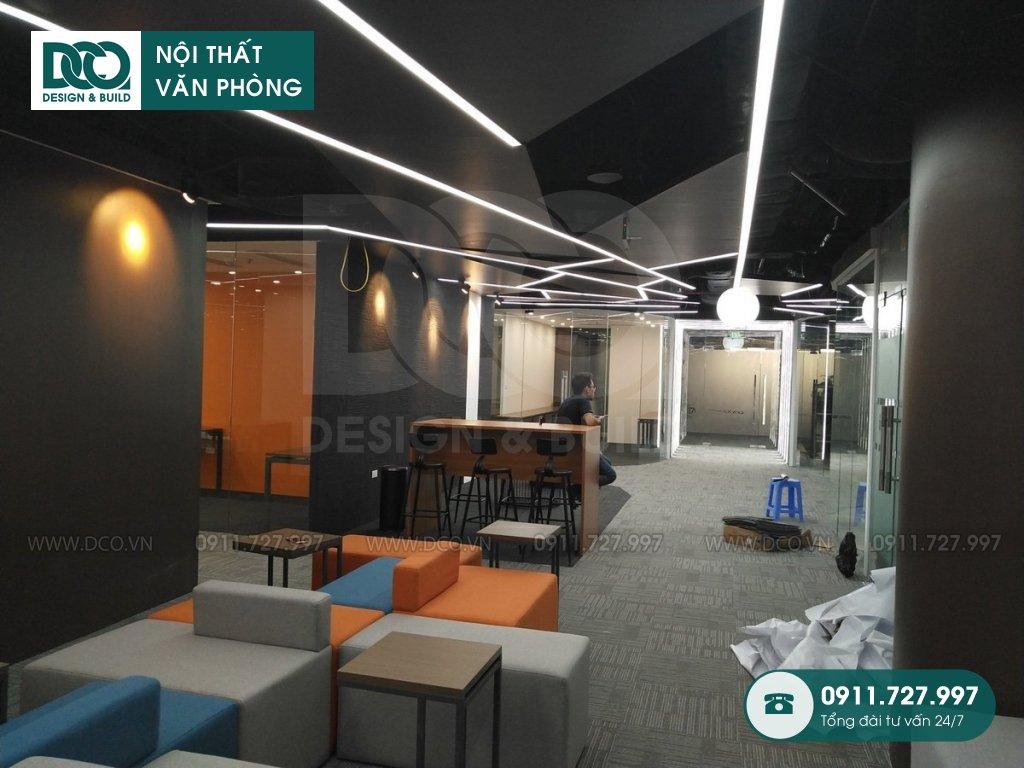 Cải tạo văn phòng tại phường An Hải Bắc