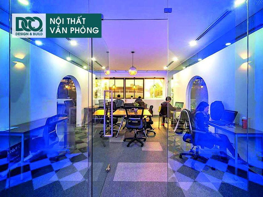 Cải tạo văn phòng tại phường Hòa Thọ Tây