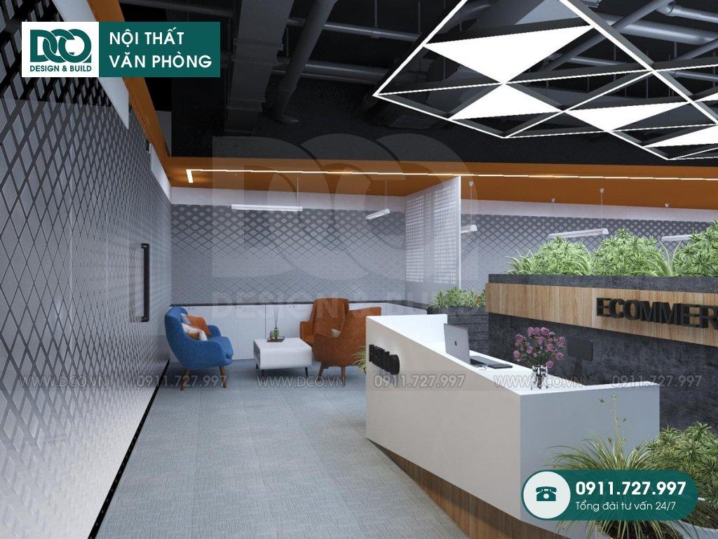 Sản xuất đồ gỗ văn phòng Minh Khai