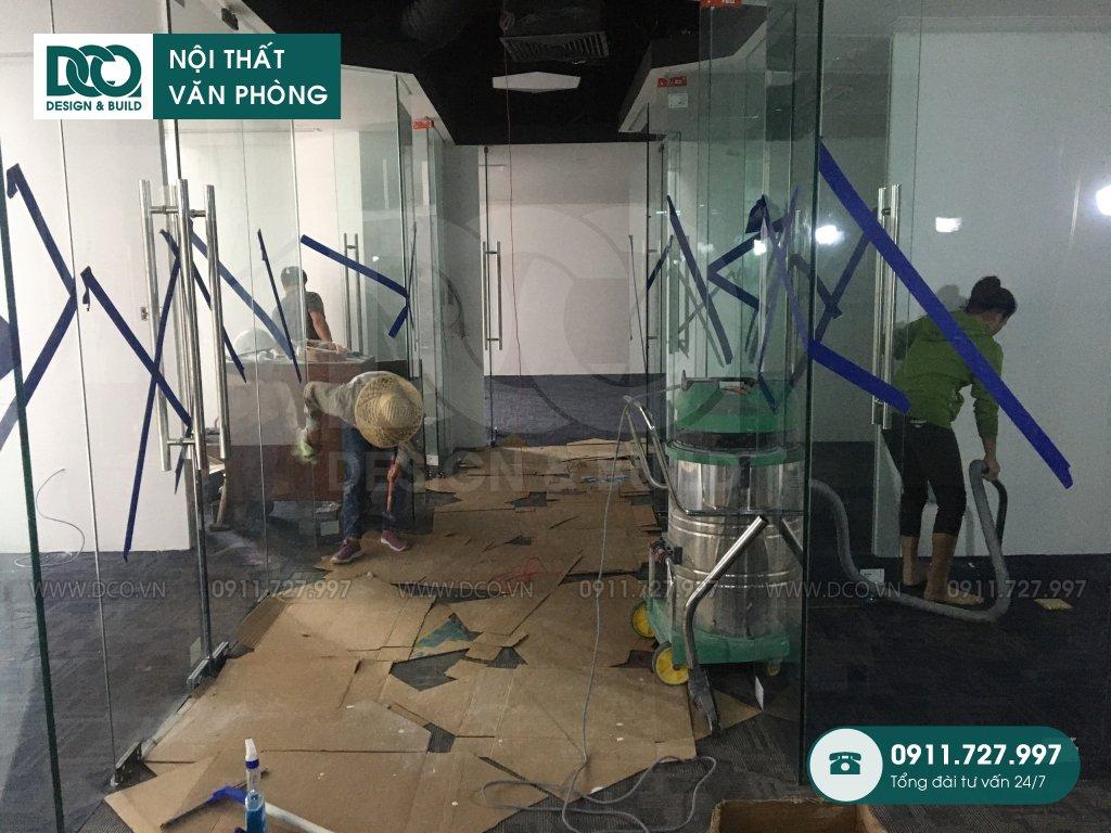 Thi công nội thất không gian sáng tạo tại Hà Nội