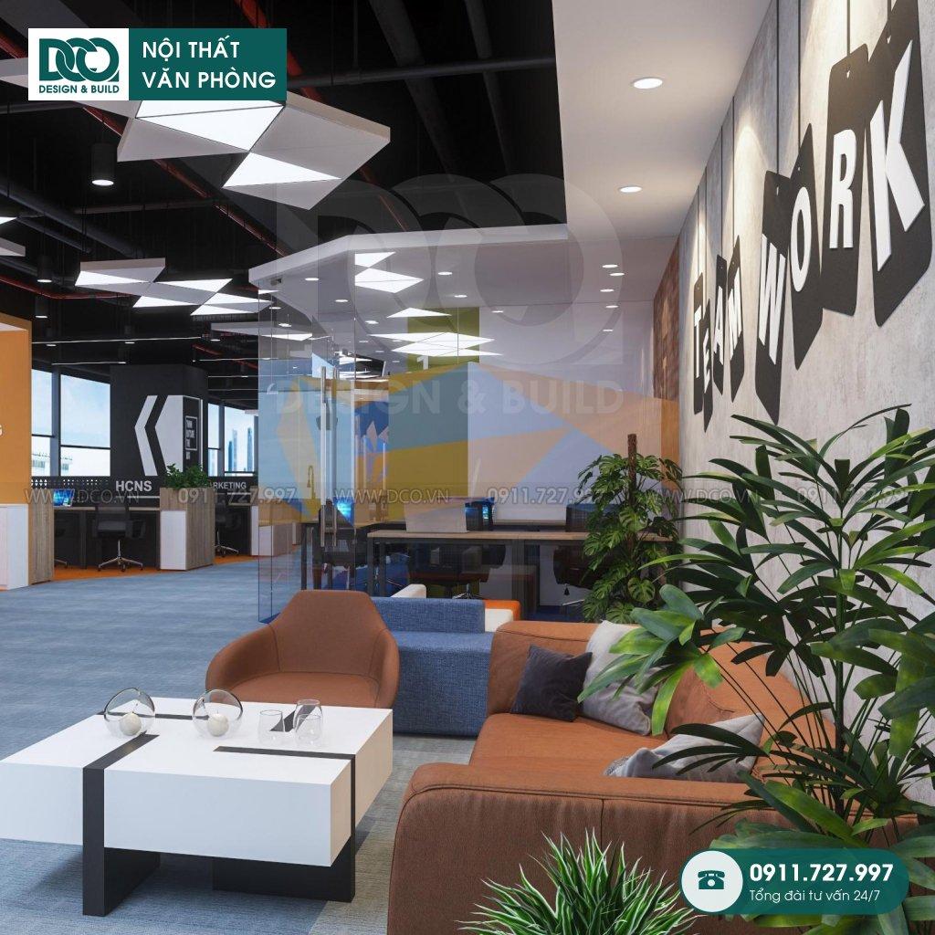 Bảng báo giá cải tạo nội thất Coworking Space