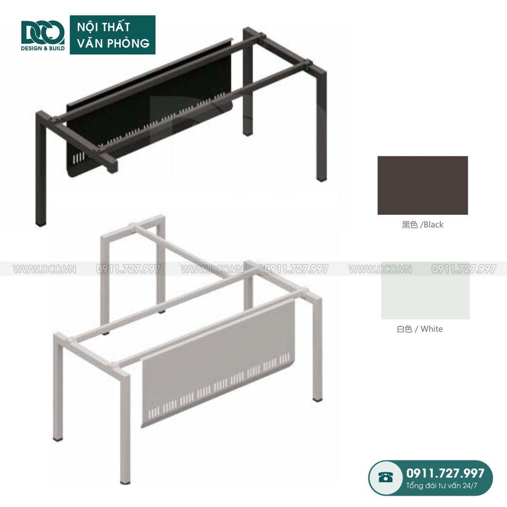 Kiểu chân bàn D550