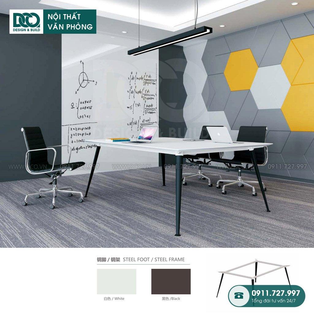 Bàn phòng meeting D40 cao cấp