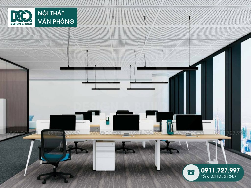 Báo giá bàn phòng meeting D40