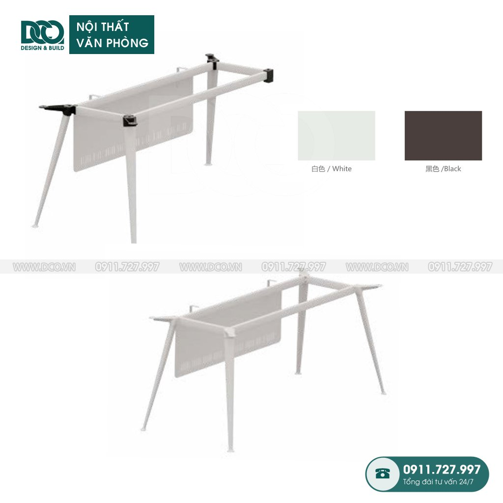 Showroom bàn phòng meeting D40