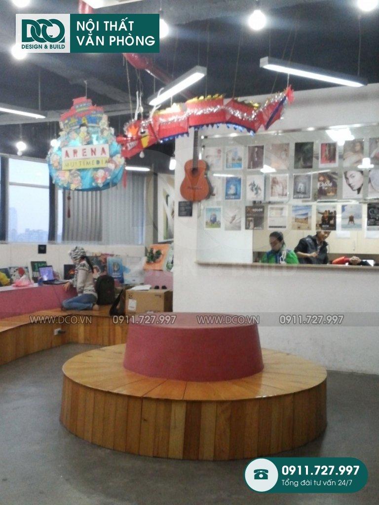 Cải tạo nội thất Coworking Space Arena Multimedia