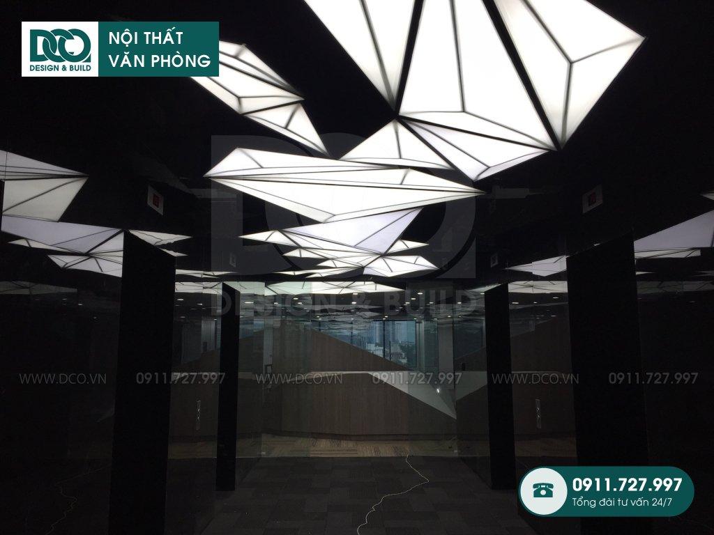 Cải tạo nội thất khu tiếp đón tại TP.HCM