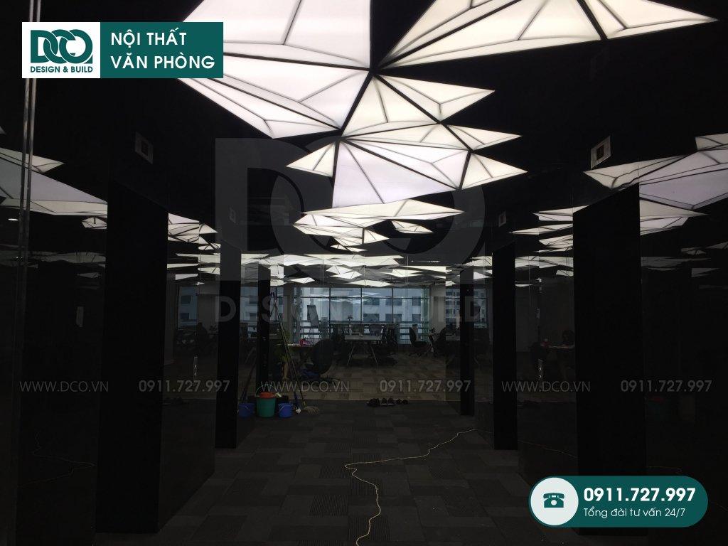 Cải tạo nội thất reception tại Hà Nội