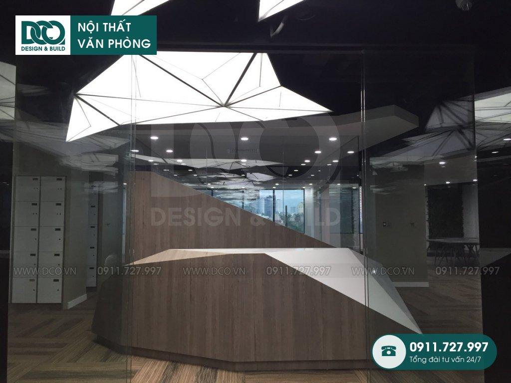 Sản xuất đồ gỗ nội thất văn phòng Ô Chợ Dừa