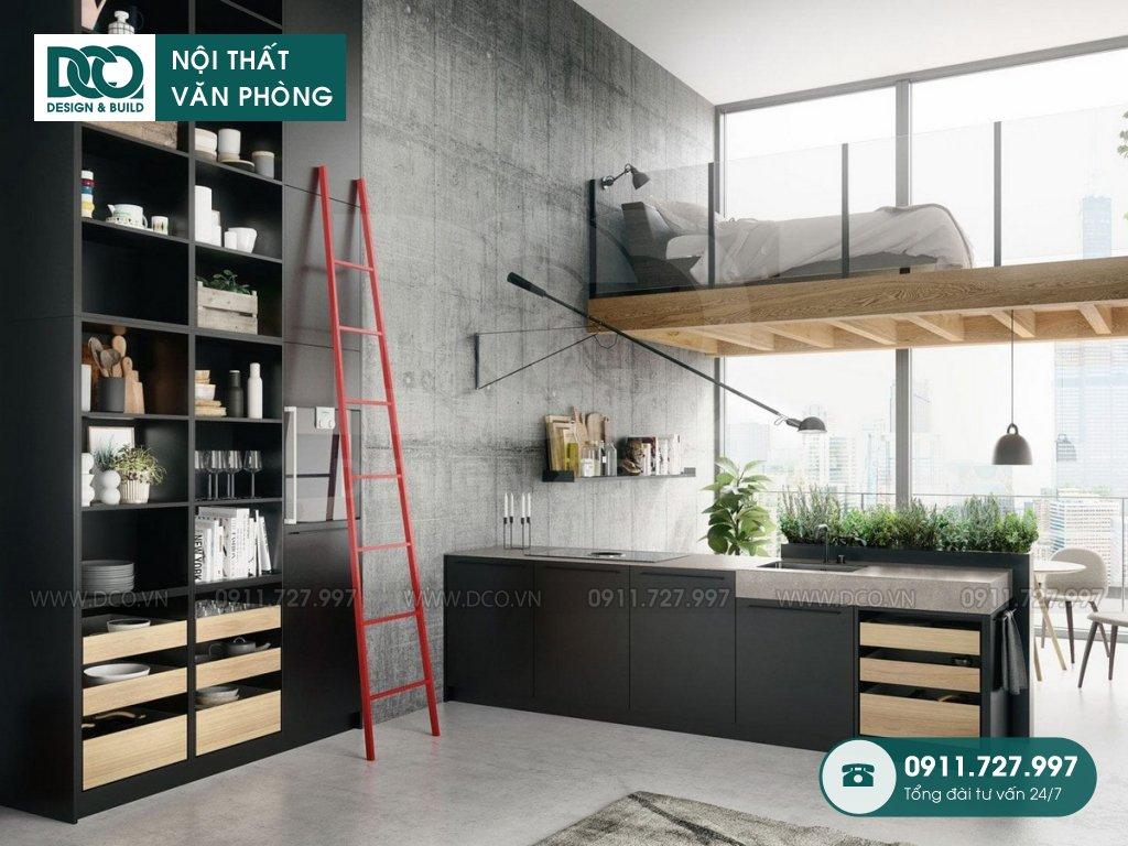 Sản xuất đồ gỗ nội thất văn phòng tại Quỳnh Lôi