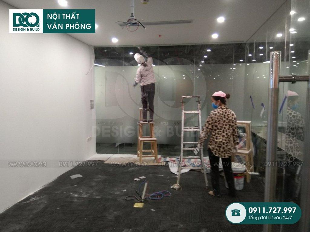 Sửa chữa văn phòng Thạch Thang