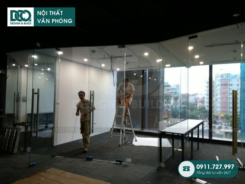 Cải tạo  văn phòng tại huyện Thạch Thất