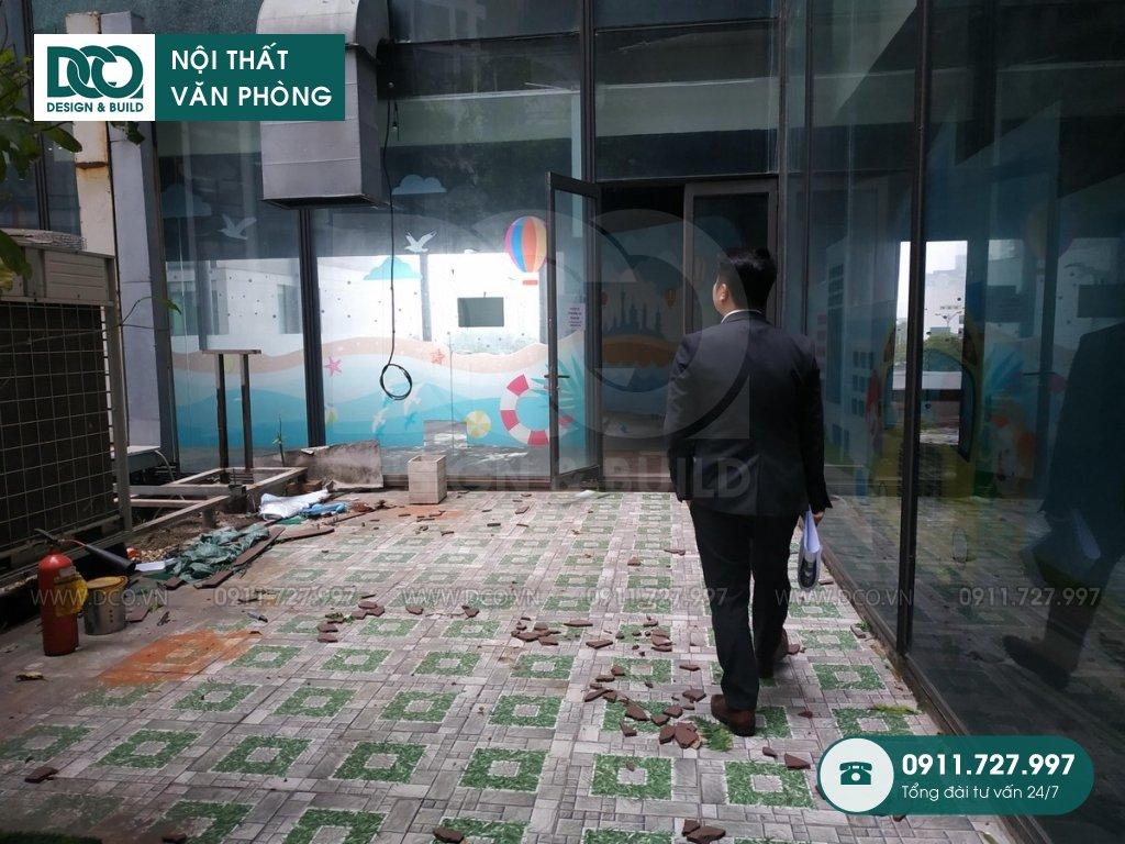 Cải tạo văn phòng tại phường Phú Mỹ