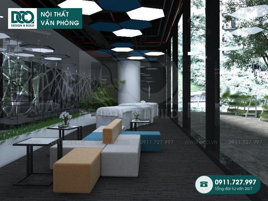 Cải tạo văn phòng tại phường Tam Phú