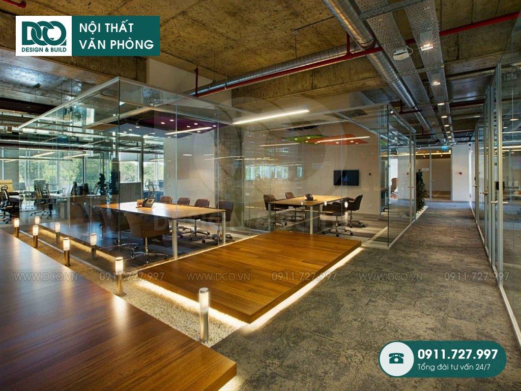 Sản xuất đồ gỗ nội thất văn phòng tại Minh Khai