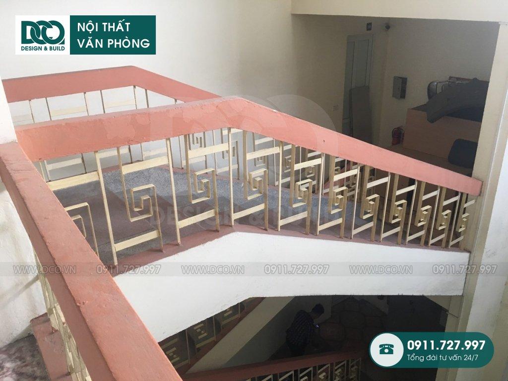 Hồ sơ dự án thiết kế nội thất văn phòng công ty Đăng Ký Đất Đai Hà Nội