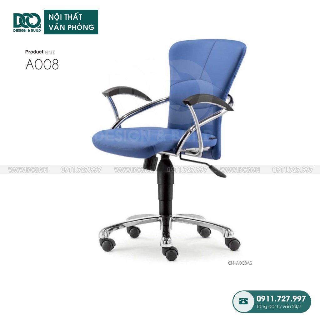 Bảng báo giá ghế văn phòng A008