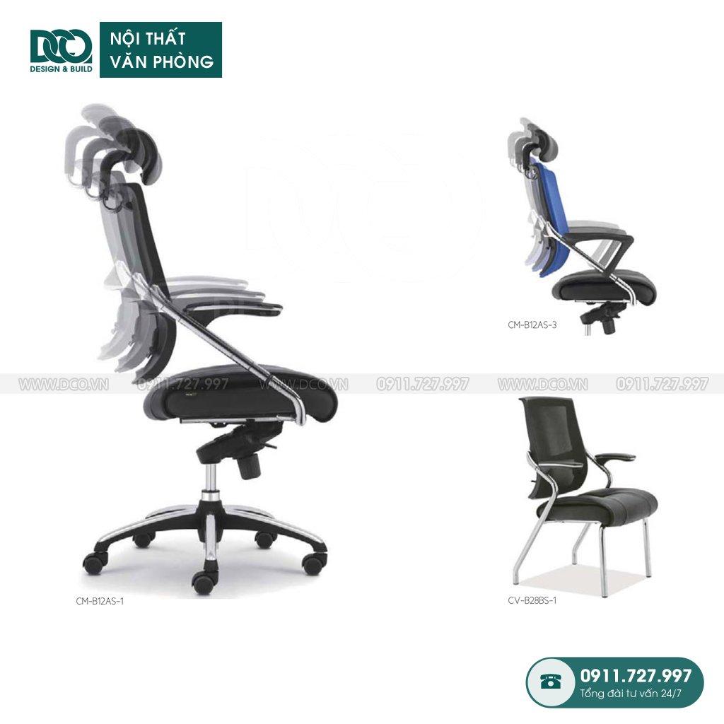 Ghế văn phòng B12 giá rẻ