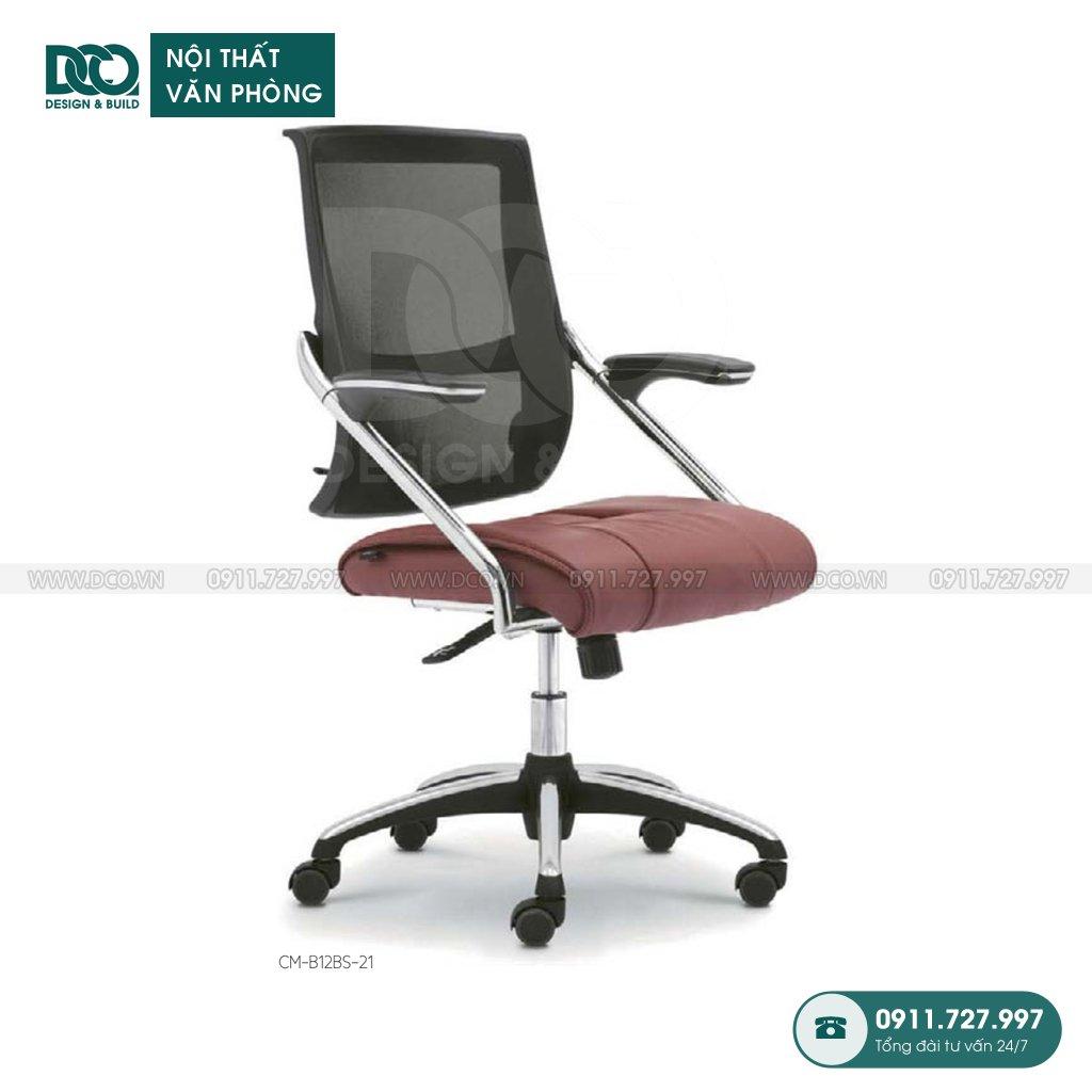 Báo giá ghế văn phòngB12