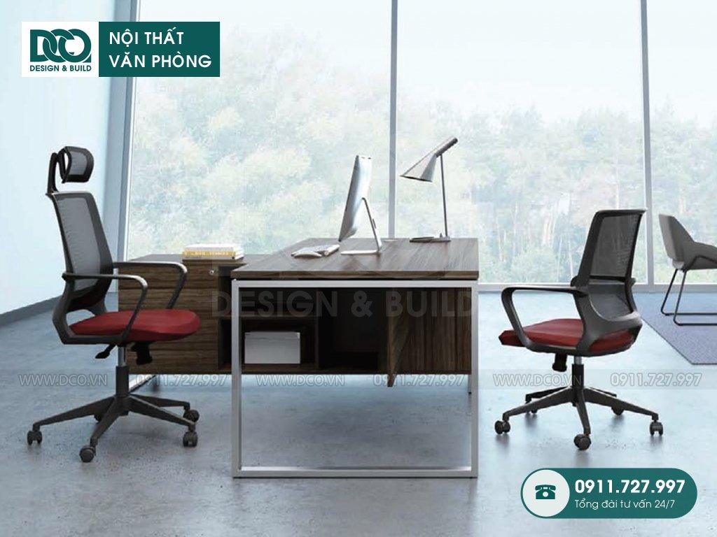 Showroom ghế văn phòng B120