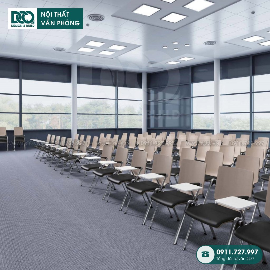 Showroom ghế văn phòng B191