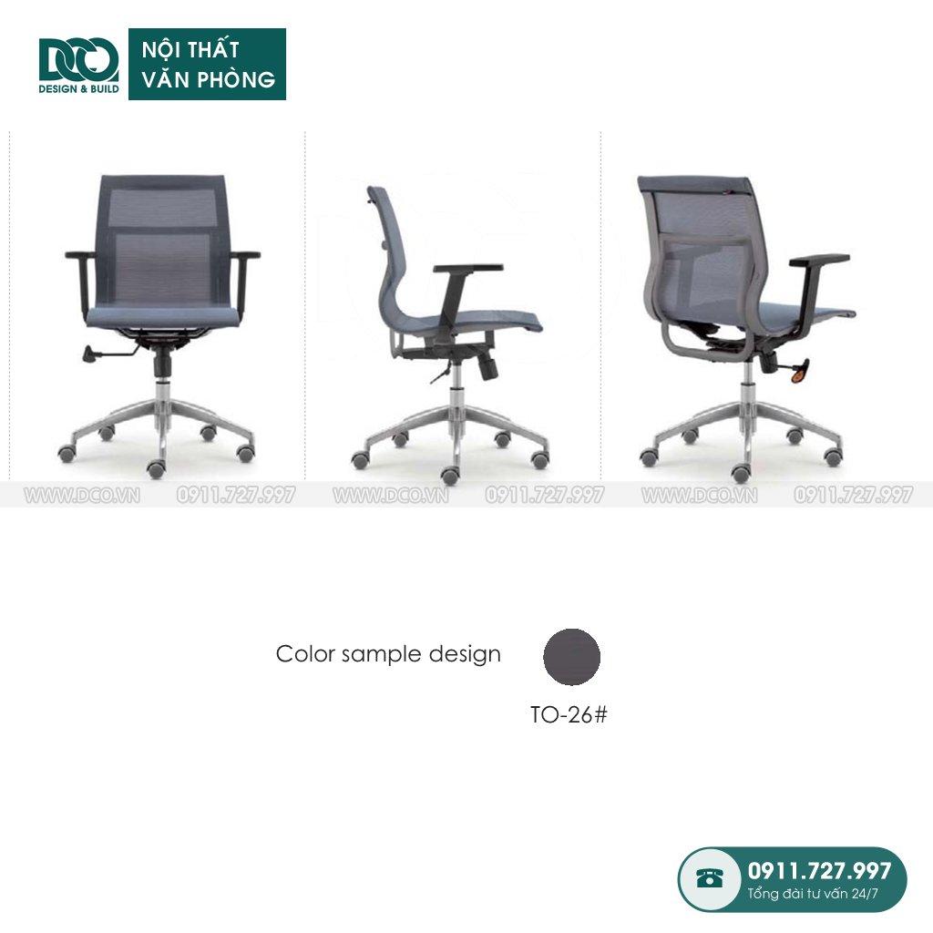 Báo giá ghế văn phòng B203