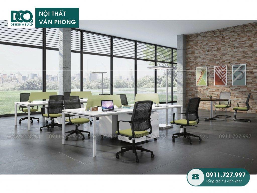 Showroom ghế văn phòng B206