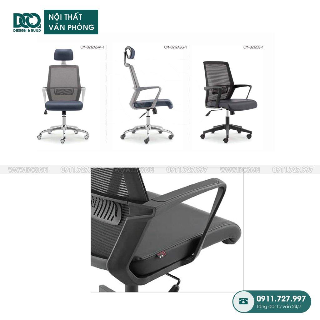 Ghế văn phòng B212 cao cấp