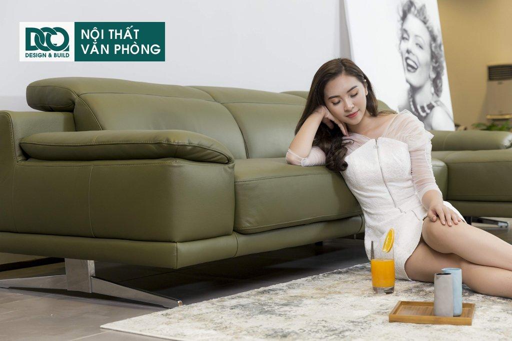 Bộ sưu tập mẫu ghế sofa da đẹp