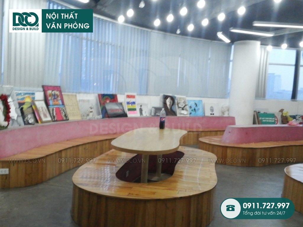 Sản xuất đồ nội thất văn phòng Hạ Đình