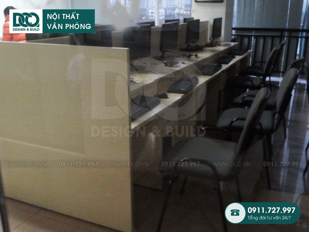 Sản xuất đồ gỗ nội thất văn phòng tại Quỳnh Mai