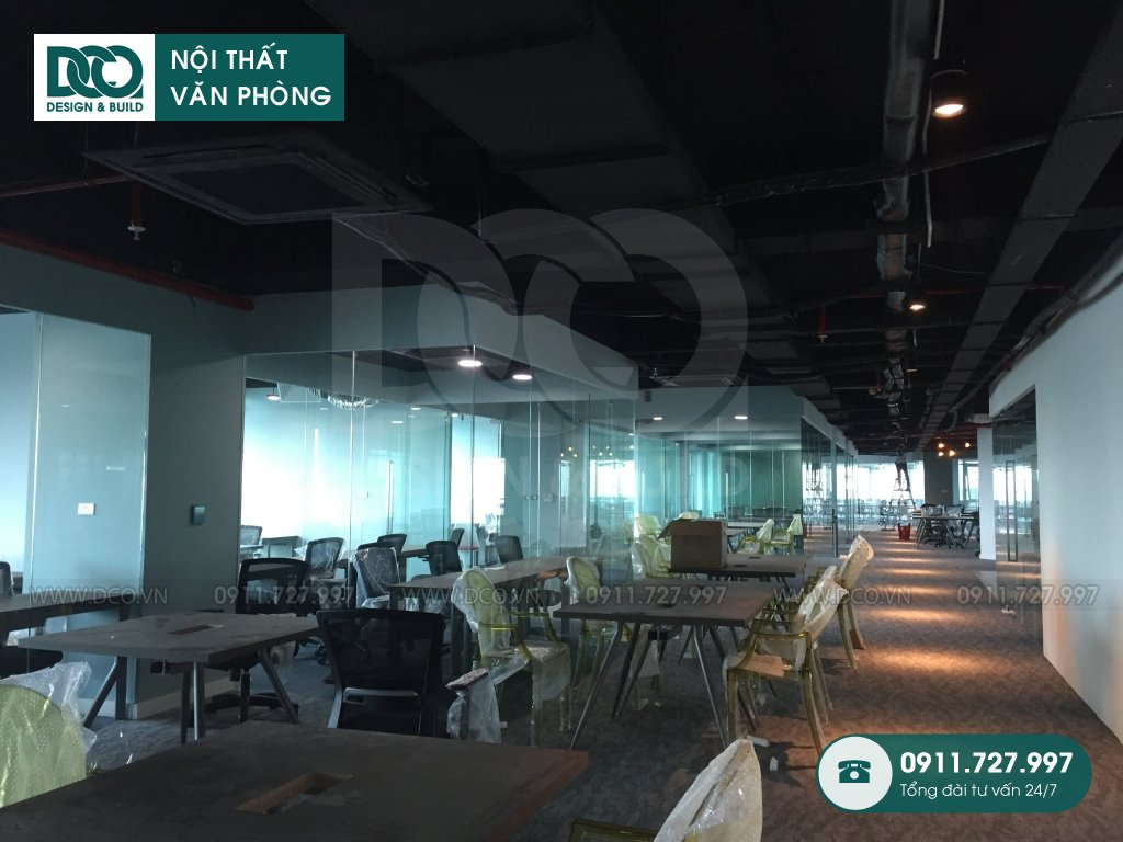 Sửa chữa văn phòng tại phường Hòa Phát