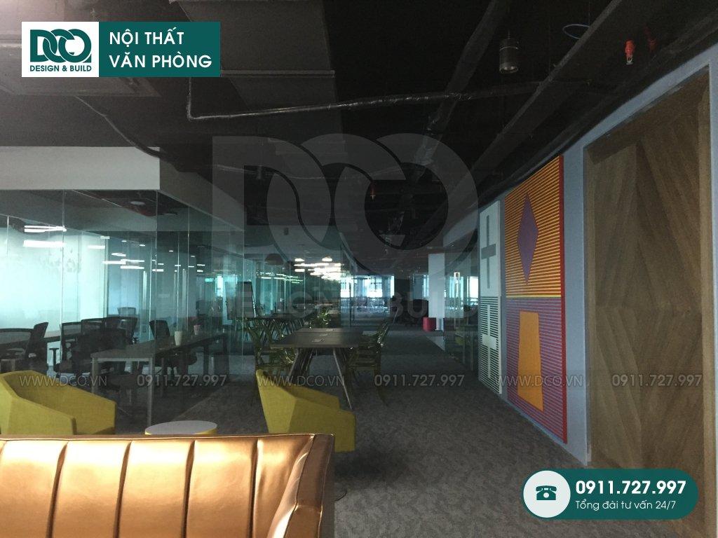 Báo giá chi phí thi công nội thất Coworking Space