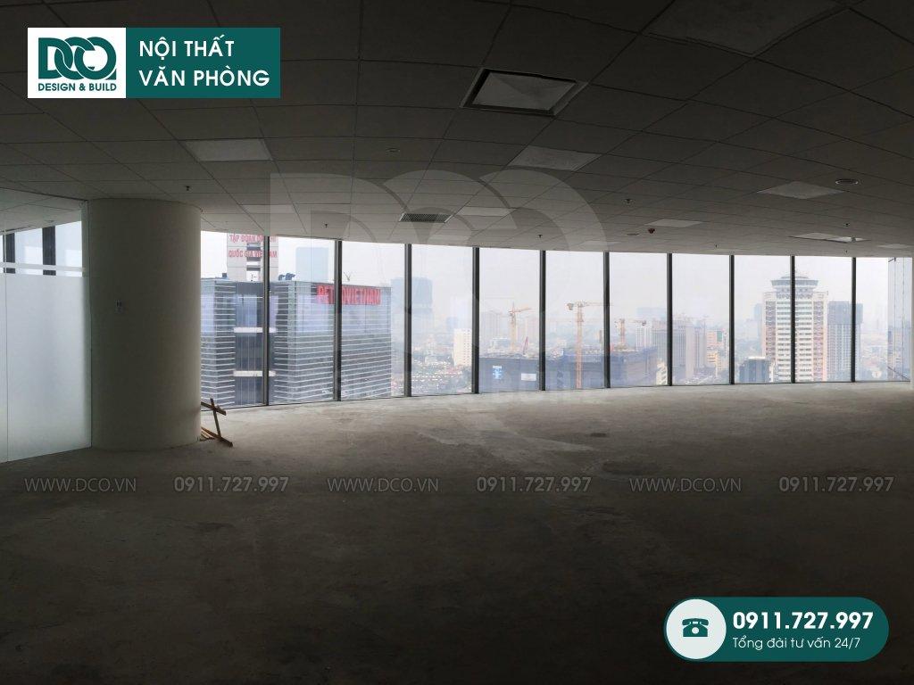 Chi phí thi công nội thất văn phòng tại Hà Nội