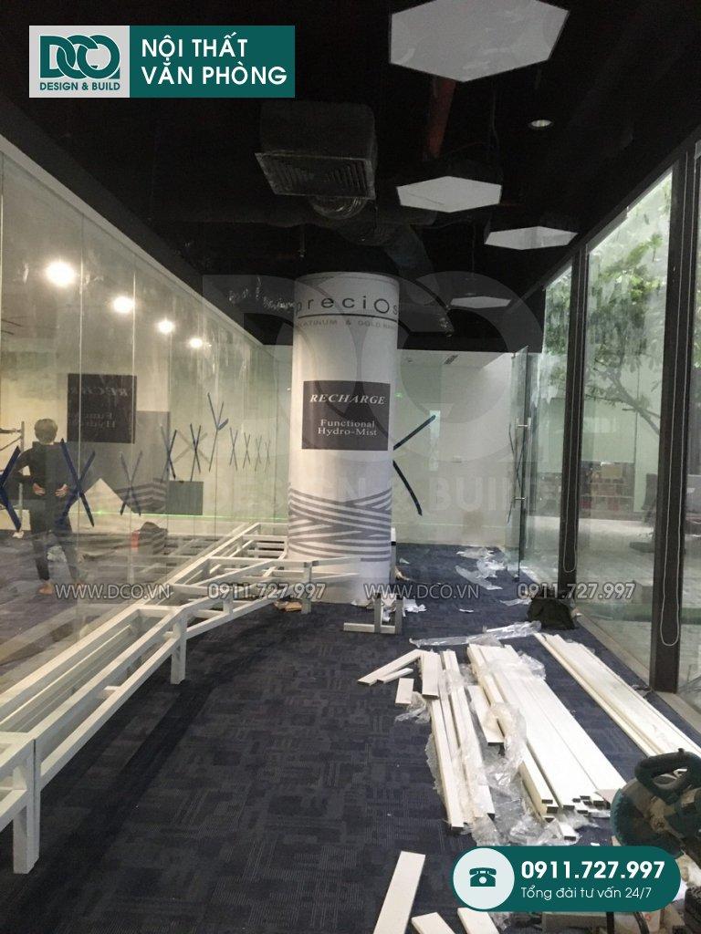 Sửa chữa văn phòng trọn gói tại Tân Phú