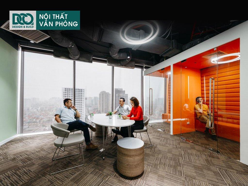 Nội thất Coworking Space sau cải tạo (7)